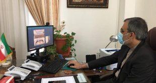 برگزاری مجازی کمیسیون مشترک کنسولی ایران و ترکیه