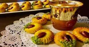 طرز تهیه شیرینی تاتلی شانه ترکیه