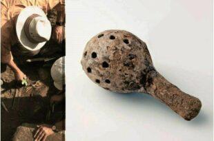 جغجغه تاریخی در ترکیه کشف شد