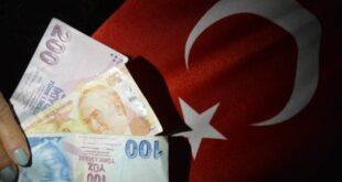 لیر ترکیه افزایش یافت
