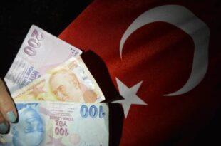 کاهش نرخ بهره باعث تقویت ارزش لیر ترکیه شد