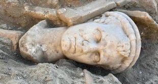 کشف مجسمه 2 هزارساله در ترکیه