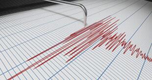 زمین لرزه ای در ترکیه رخ داد