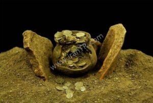 کشف کوزهای تاریخی نادر در ترکیه
