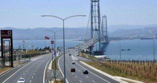 افزایش عوارض عبور از بزرگراه و پلهای ترکیه