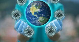 گسترشِ ویروس کرونای انگلیسی در ترکیه