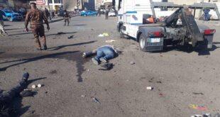 ترکیه انفجار تروریستی در بغداد را محکوم کرد
