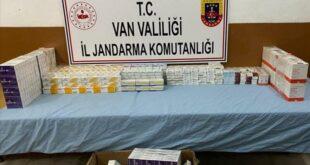 کشف داروی قاچاق در وان ترکیه