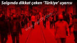 Türkiye'de bir sonraki korona dalgası için uyarı
