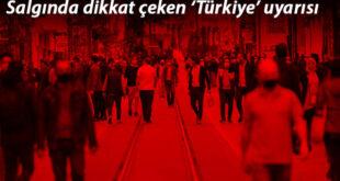 هشدار برای موج بعدی کرونا در ترکیه