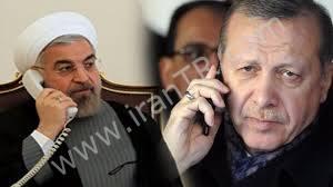 گفت و گوی اردوغان با روحانی