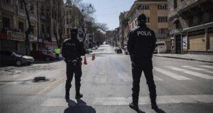 ادامه محدودیتهای آخر هفته کرونایی در ترکیه
