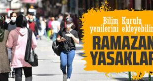 محدودیت های جدید ماه رمضان در ترکیه