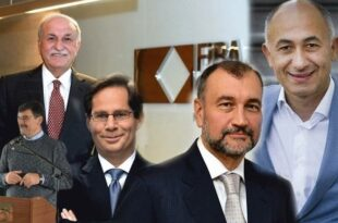 انتشار لیست ثروتمندان برتر ترکیه