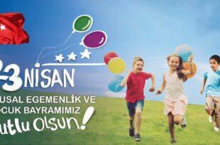 عید کودکان در ترکیه