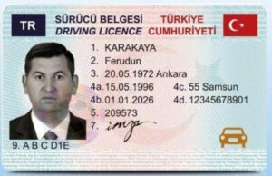 گواهینامه رانندگی ترکیه بسیار مفید است