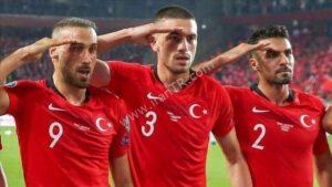 صعود تیم ملی فوتبال ترکیه در فیفا