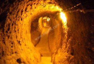 کشف شهر زیر زمینی در ترکیه