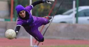 بانوی ایرانی به لیگ فوتبال ترکیه پیوست