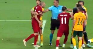 شکست تیم ملی ترکیه مقابل ولز