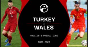 تیم ملی ترکیه امشب به مصاف تیم ملی ولز خواهد رفت