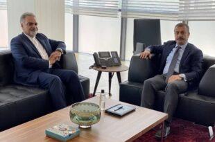 رایزنی سفیر ایران با بانک مرکزی ترکیه