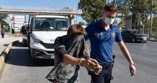 سارق آسانسور پل هوایی در آنتالیا بازداشت شد