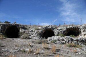 کشف صدها مقبره تاریخی درترکیه